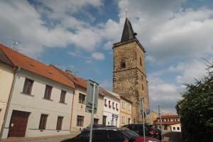 Vysoká brána patří k nejmonumentálnějším stavbám doby pozdního středověku