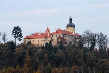 Hradozámecká noc v Libereckém kraji