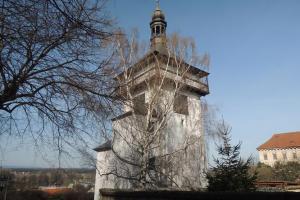 Hláska v Roudnici nad Labem slouží rozhledna