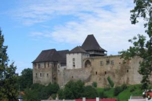 Hrad Lipnice patří k největším šlechtickým hradům