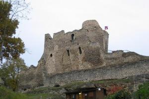 Hrad Michalovice byl sídlem slavného válečníka Jana z Michalovic