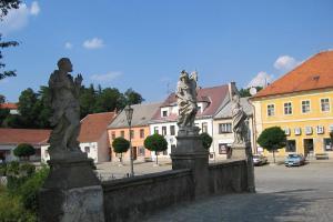 Barokní most přes Brtničku najdete v Brtnici
