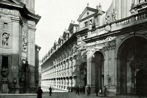 Klementinum v Praze