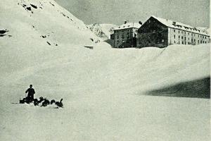 Klášter a hospic svatého Bernarda