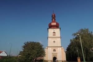 Kostel sv.Jakuba v Jaroměři byl původně gotický