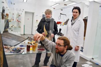 Připravuje se nová výstava ve Slováckém muzeu - Záchranářská mise pod lupou