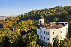 Hrad Malenovice je jedna z nejvýznamnějších historických památek zlínského regionu