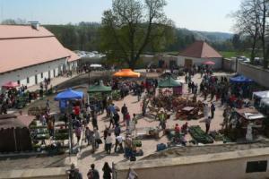 Zahradnické trhy v Kuks