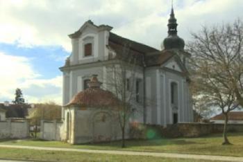 Kostel sv. Vojtěcha ve  Vejprnicích je perla baroka