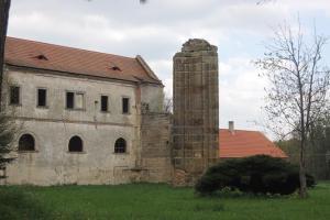 V Klášterní Skalici stál nejvyšší gotický kostel v Čechách