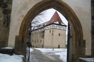Hrad v Budyni nad Ohří je blatným hradem