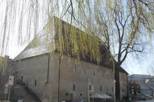 Královský hrad v Litoměřicích byl součástí opevnění města