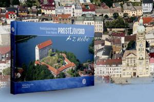 CBS Nakladatelství zve na výstavu leteckých fotografií Prostějovsko z nebe