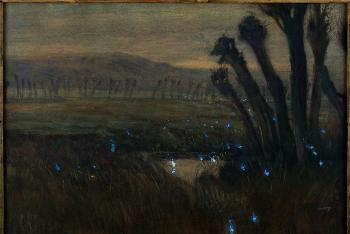 Díla předních českých umělců 19. století jsou na nové výstavě v Západočeské galerii