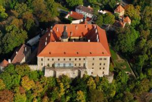 Přednáška o adaptaci zámku v Náměšti nad Oslavou na prezidentské sídlo