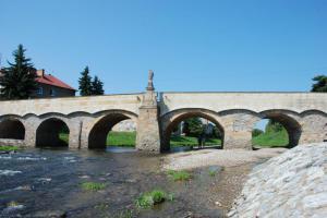 Svatojánský most v Litovli je nejstarší na Moravě