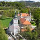 Kostel sv. Floriána je alabastrový skvost saské renesance