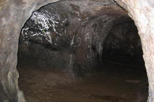 Podzemí ve Světlé nad Sázavou je dokladem zručnosti našich předků