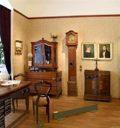 Poslední možnost prohlídky expozice Muzea Vysočiny na telčském zámku