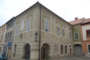 Dačického dům v Kutné Hoře je rodištěm Mikuláše Dačického z Heslova