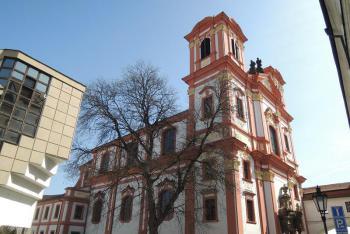 Okruh církevních památek v Litoměřicích zve k návštěvě osmi míst