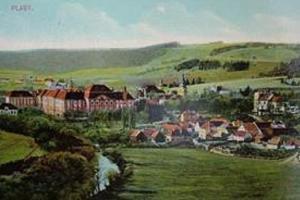 Západočeská galerie zve na přednášku Metternichovy stopy v Plasích