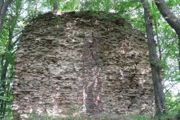 Hrad Pyšolec patřil rodu Pernštejnů