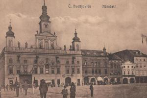 Mezinárodní den památek: České Budějovice v období první republiky