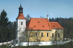 Kostel sv. Vincence stojí na hradišti Slavníkovců