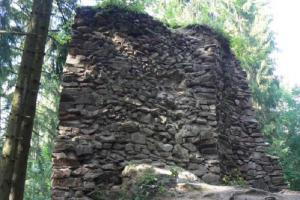 Hrad Aueršperk postavili Pernštejnové