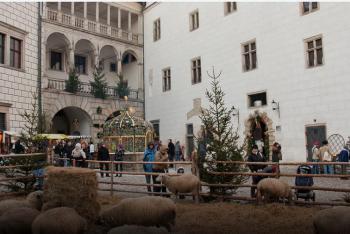 Hradozámecký advent na hradech a zámcích