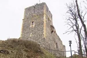 Zakladatelem hradu Radyně byl Karel IV.