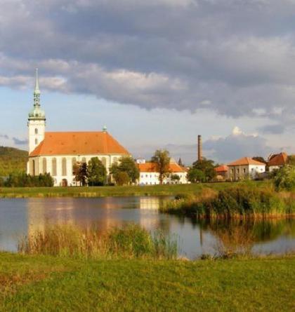 Národní památkový ústav v Telči zve na přednášku Příběh kostela v Mostě