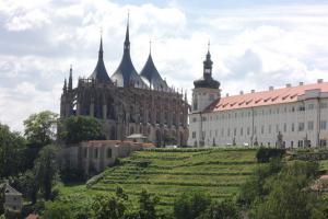 Chrám svaté Barbory v Kutné Hoře je klenot pozdní gotiky