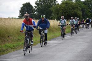Křížem krážem Vysočinou na kole: Denně šlápne do pedálů třicítka cyklistů