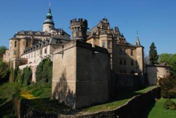 Den dětí na hradech a  zámcích Sychrov, Grabštejn a Frýdlant