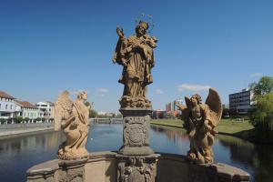 Východočeské muzeum v Pardubicích zve na přednášku Svatý Jan Nepomucký