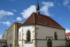 Kaple sv.Jiří v Litovli patří k ozdobám města
