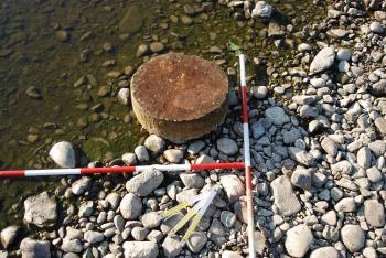 Nové nálezy z řeky Labe