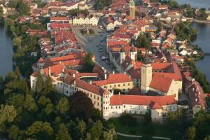 Zámek v Telči patří mezi klenoty moravské renesanční architektury