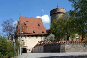 Husitské muzeum zve na noční prohlídky hradu Kotnov  v Táboře