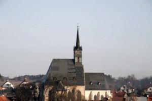 Kostel sv. Jiljí je vrcholným představitelem jihočeského pozdně gotického stavitelství