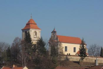 Kostel ve Vrbčanech podle legendy ukrýval svatovojtěšský praporec