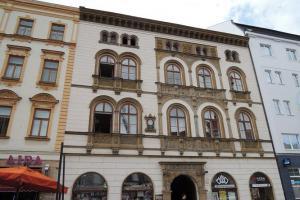 Edelmannův palác byl sídlem maršála Radeckého