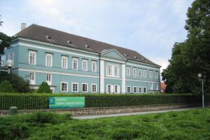 Stavbu dačického zámku zahájili v 16.století Krajířové z Krajku