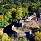 Hrad Kumburk byl založen šlechtickým rodem Markvarticů
