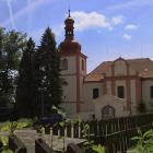 Kostel sv. Mikuláše se připomíná již ve 14.století