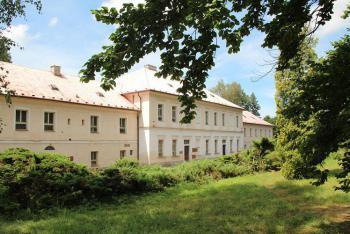 Zámek Březina postavili Šternberkové