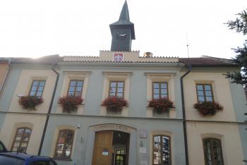 Radnice v Čechticích sloužila jako krám i výčep