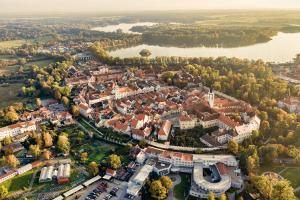 Jakub Krčín se v pátek vrátí do Třeboně